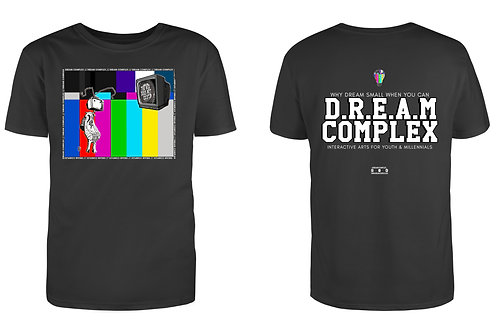 Black D.R.E.A.M TV Colorbar