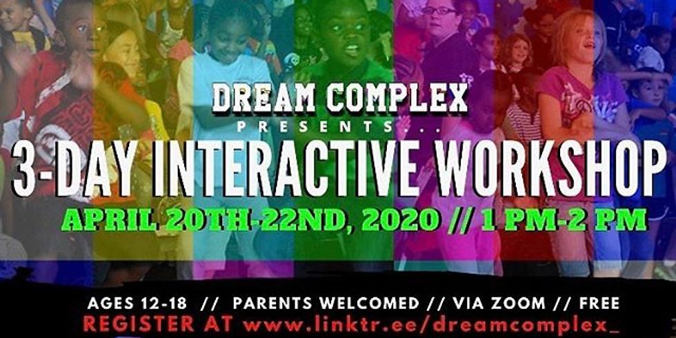 3 Day Virtual Workshop