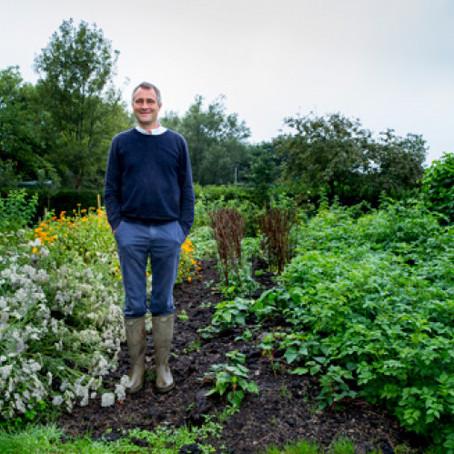"""Ben Goldsmith, filántropo ambiental: """"Tenemos que subir el volumen de la naturaleza"""""""