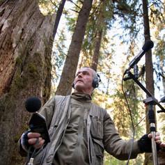 Gordon Hempton, ecologista acústico e impulsor de los Parques del Silencio
