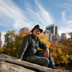 "Eric Sanderson, ecologista del paisaje, autor de ""Proyecto Manahatta"""