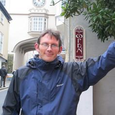 Rob Hopkins, permacultor y activista, fundador de Transition Towns