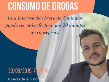 'INTERVENCIÓN BREVE AL CONSUMO DE DROGAS'