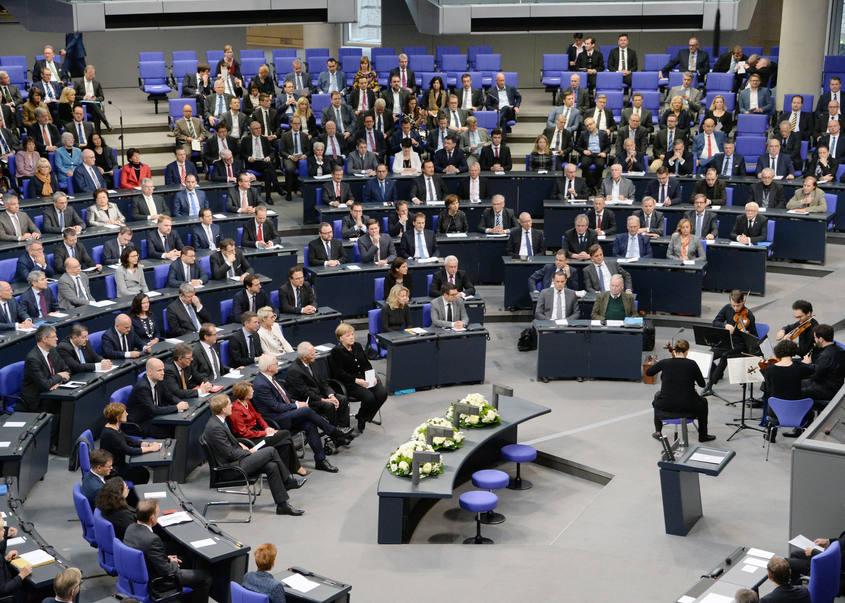 Bundestag Clarinet Quintet