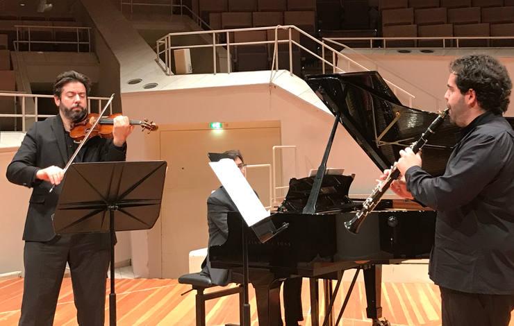 Nimrod in the Philharmonie Berlin