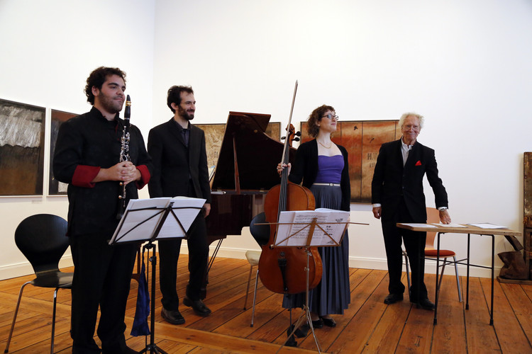 Performance with hans stetter