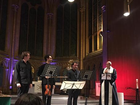 "A special concert for the ""Christvesper Zum Heiligen Abend"""