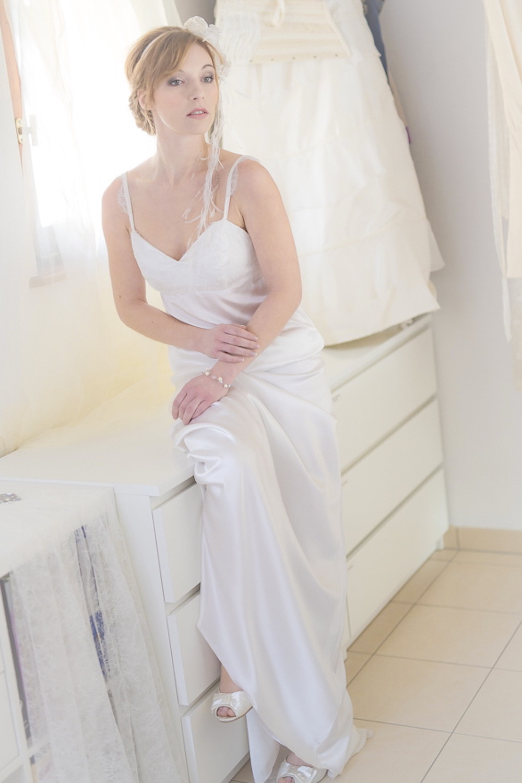 Robe de mariée - Aranel