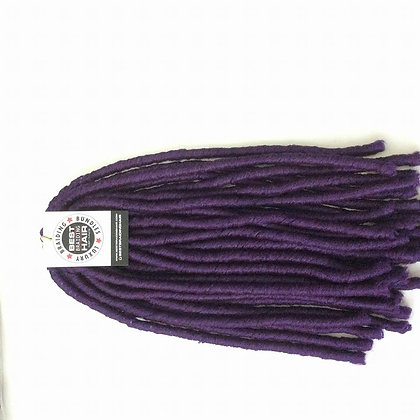 SOFT LOCS:  PURPLE LUXE