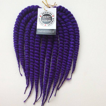 HAVANA TWISTS: PURPLE LUXE