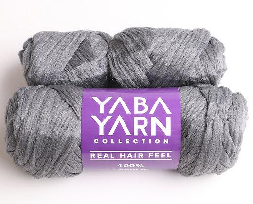 (50 pieces) GREY YABA YARN