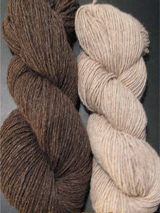 Worsted Yarn - 100% Alpaca