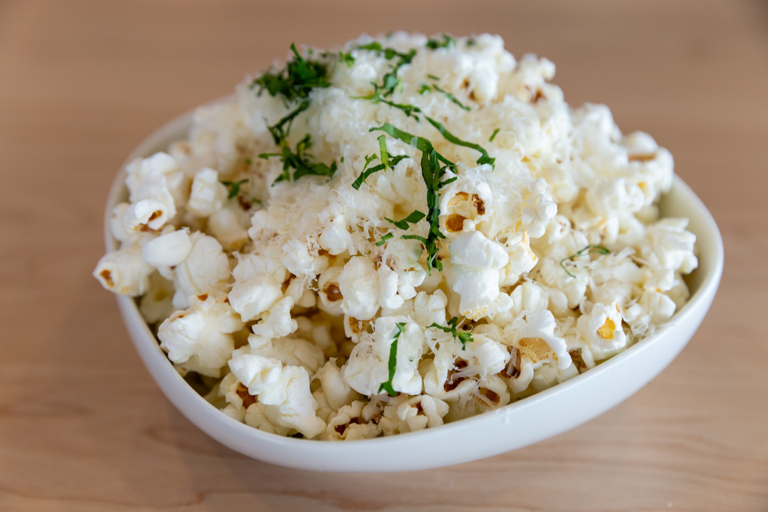 Eberts Terrace and Grill - Fresh Popcorn