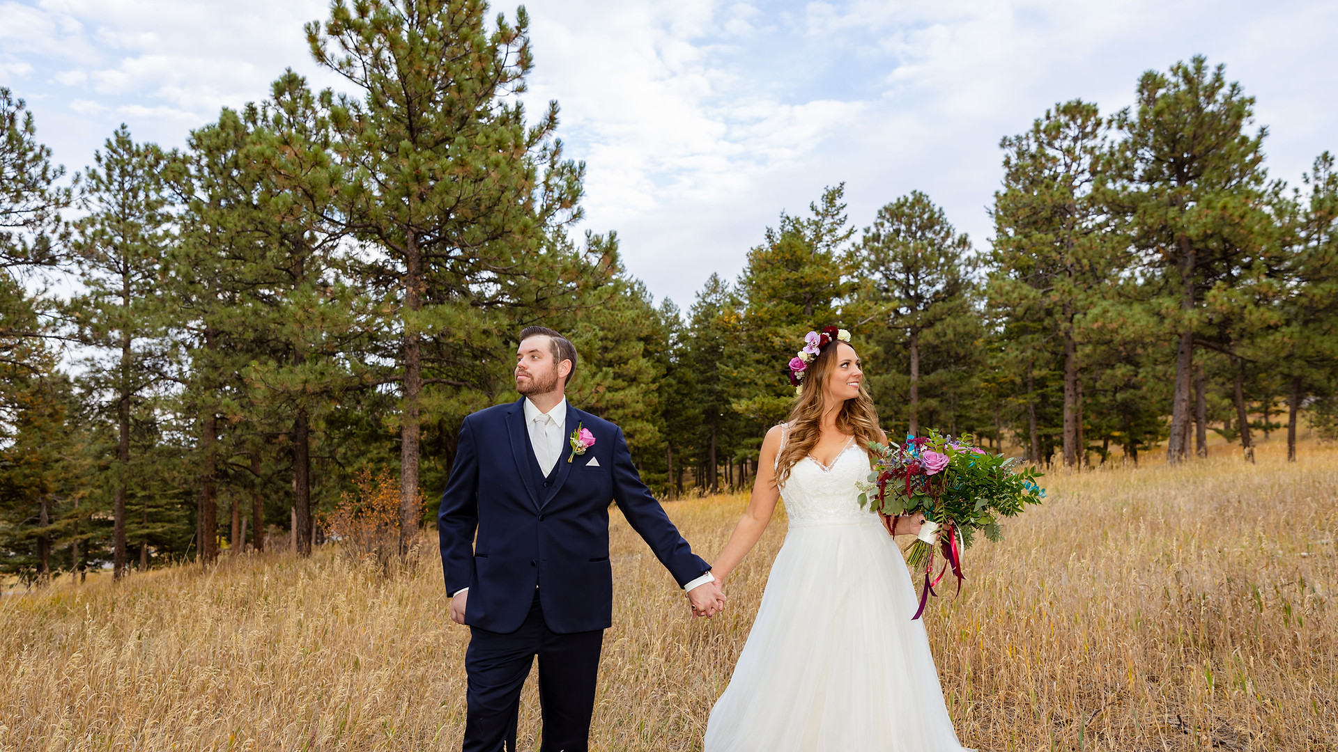 Jessica + Patrick - Colorado Wedding Pho