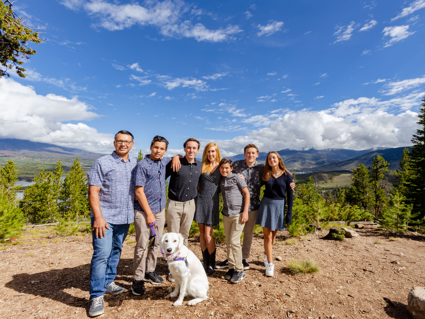 Castillo Family - LAB Photography Denver