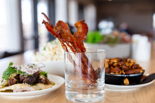 Eberts Terrace and Grill - Candied Bacon