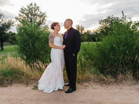 Denver Wedding at the Wellshire Inn| Colorado Wedding Photography + Films | Becky + Steve