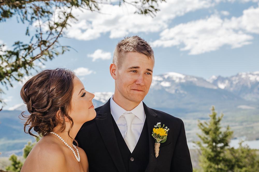 Colorado Wedding Photography Sapphire Point Lake Dillon