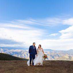 Abbie + Cody - Colorado WEDDING Photogra