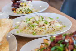 Eberts Terrace and Grill - Crab Rice-4.j