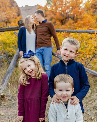 Mills Family - Colorado Family Photograp
