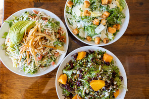 Salads - The Roost - Longmont Food Photo