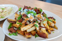 Eberts Terrace and Grill - Bacon and Blu