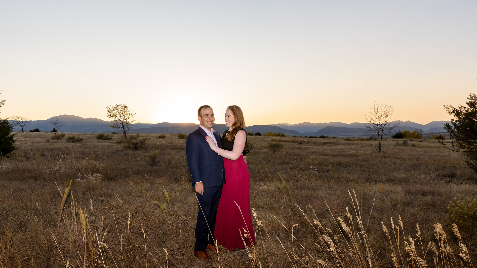 Sammie + Justin - Colorado Engagement Se