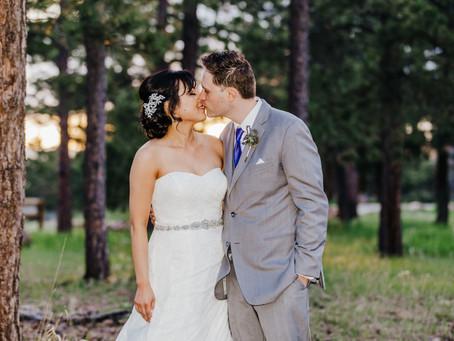COLORADO MOUNTAIN WEDDING AT CHRISTIES OF GENESEE| COLORADO WEDDING PHOTOGRAPHER | MIMI + MATT
