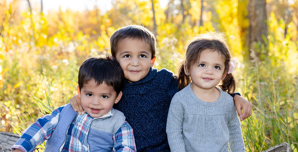 Mana FAMILY - Colorado Family Session -