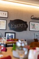Eberts Terrace and Grill - Interior + Ex