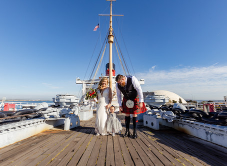 DESTINATION WEDDING on the QUEEN MARY - LONG BEACH, CA COLORADO WEDDING PHOTOGRAPHER | ERIKA + BRYAN