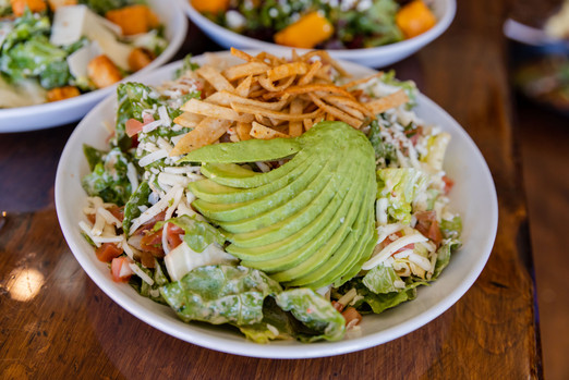 SPICY AVOCADO SALAD - The Roost - Longmo