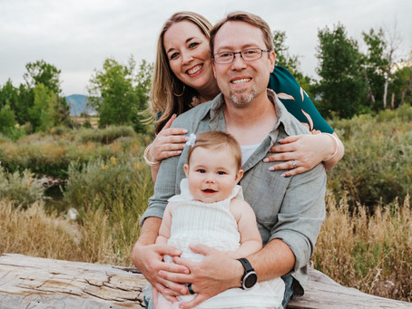 Colorado Family Photography | Littleton Family Photographer | South Valley Park | Schneider Family