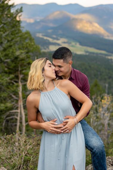 Olivia + Jaime - Engagement Photos - LAB