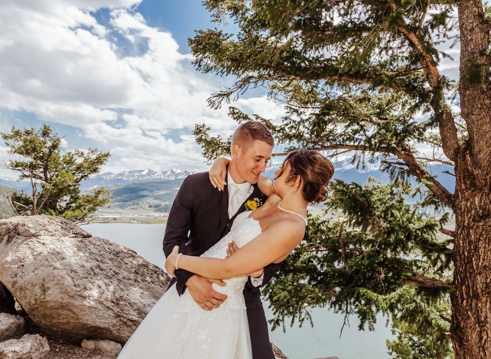 Colorado Mountain Wedding - LAB Photogra