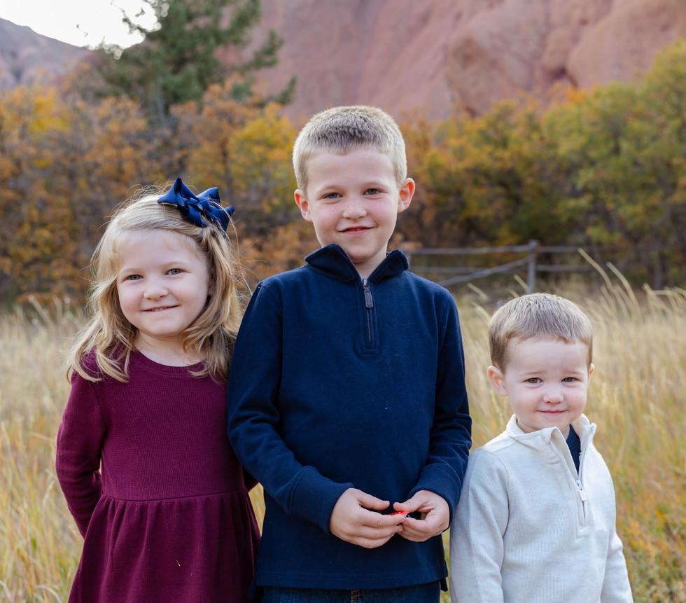 Mills Family - Roxboroughh State Park -
