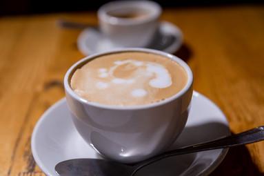 Lo Stella Ristorante - Cappuccino coffee