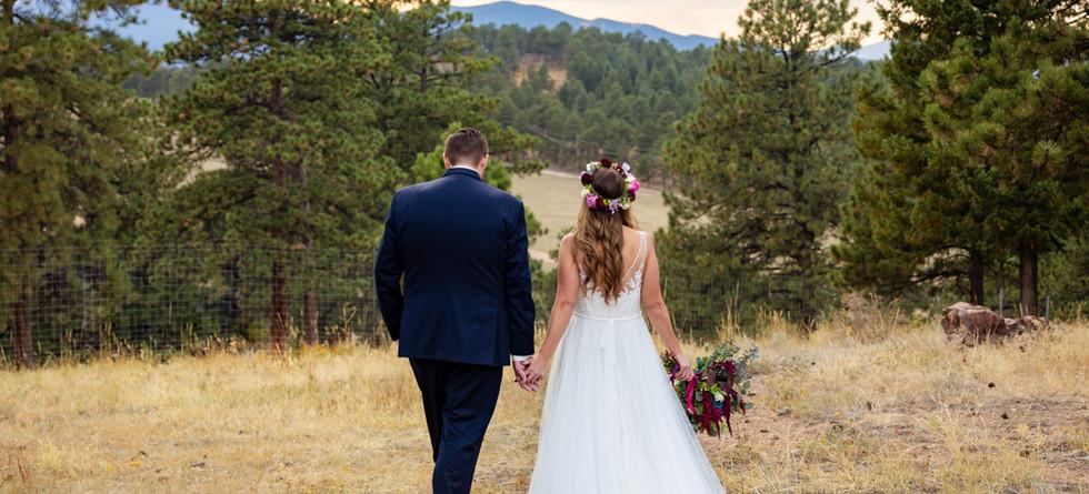Jessica + Patrick - Colorado Wedding Pho