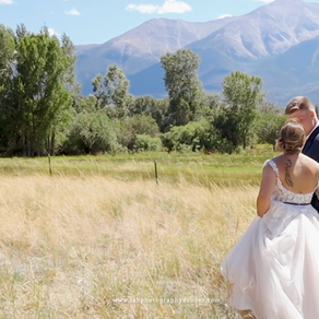 SUMMER ELOPEMENT IN BUENA VISTA, COLORADO  | ELOPEMENT HIGHLIGHT FILM | VANESSA + CHAZ