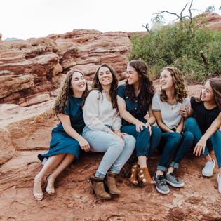 Family Photos at Garden of the Gods | Colorado Springs Family Photographer | Colorado Photographer