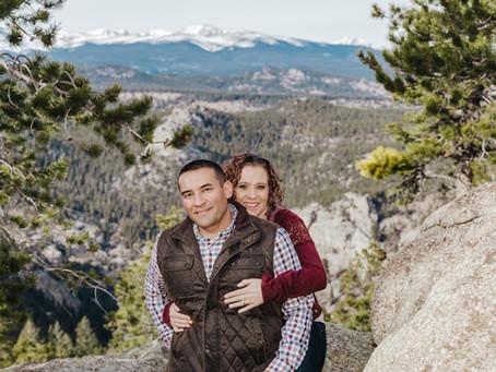 Becky + Steve | Colorado Engagement Session | LAB Photography Denver | Colorado Wedding Photographer