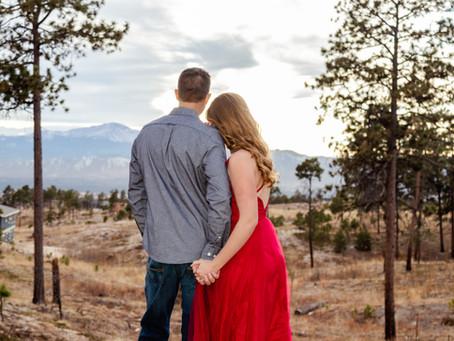 Black Forest COUPLES Session Colorado Springs Engagement Photographer  Colorado Wedding Photographer