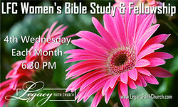 womens bible study 4th wednesday