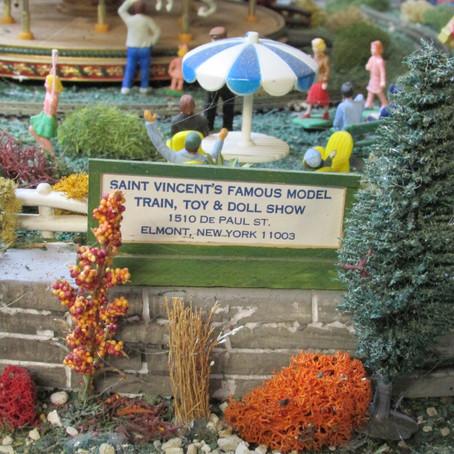 Tis Train Show Season!