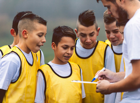4 Tips for Coaching Youth with Communication Disabilities