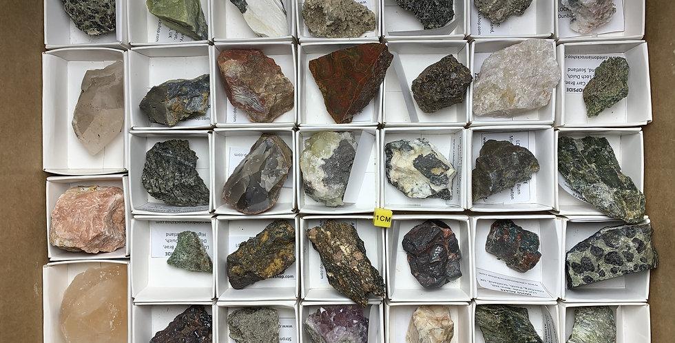 35x Scottish Small Minerals Mix