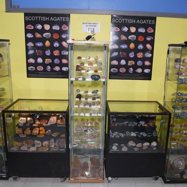 Scottish Agates Exhibition