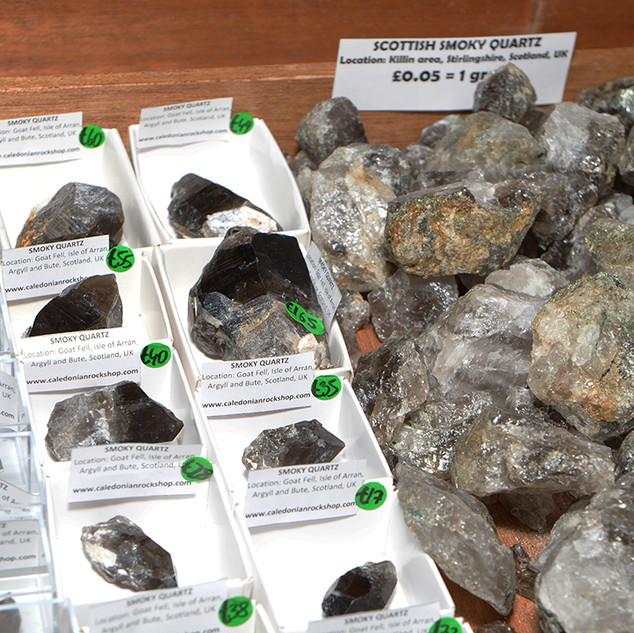 Scottish Minerals