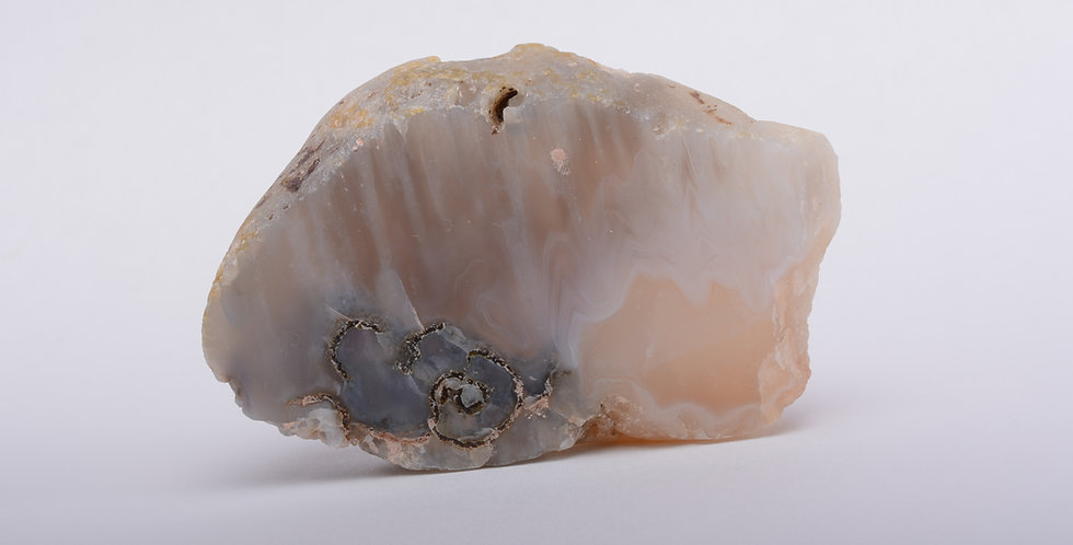 Stalactitic Agate Norman's Law Scotland AG0147